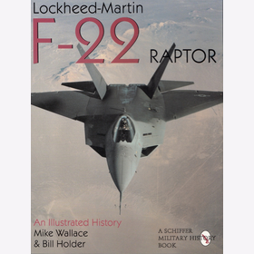 Wallace Holder Lockheed-Martin F-22 Raptor