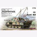 Sd.Kfz.173 Jagdpanther Ausf. G2 German Tank Destroyer...