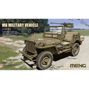 MB Military Vehicle Willy Meng VS-011