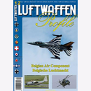 Leischner Luftwaffen Profile Nr.12 Belgian Air Component...