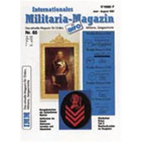 Internationales Militaria-Magazin IMM Nr. 65