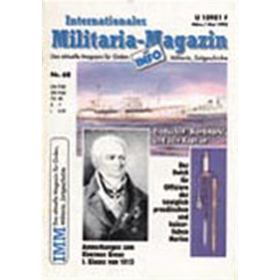 Internationales Militaria-Magazin IMM Nr. 68