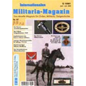 Internationales Militaria-Magazin IMM Nr. 97