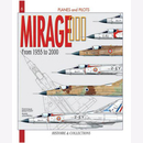Mirage III from 1955 to 2000 - Planes and Pilots 6 - D....