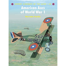 American Aces of World War 1 (ACE Nr. 42)