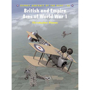 British and Empire Aces of World War I (ACE Nr. 45)