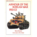 ARMOUR OF THE KOREAN WAR 1950-53 (VND Nr. 27)