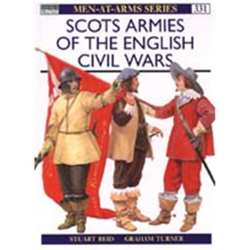 Scots Armies of the English Civil Wars (MAA Nr. 331)