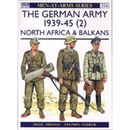 The German Army 1939 - 45 (2) North Africa (MAA Nr. 316)