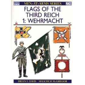 Flags of the Third Reich 1: Wehrmacht (MAA Nr. 270)