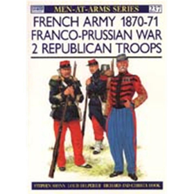 French Army 1870-71 Franco-Prussian War 1 Imperial (MAA 237)