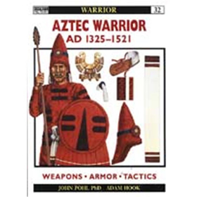 AZTEC WARRIOR AD 1325-1521 (WAR Nr. 32)
