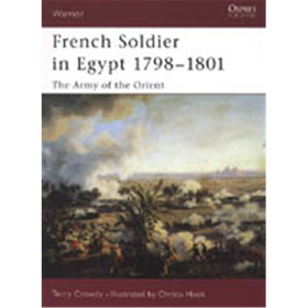 French Soldier in Egypt -the army of the Orient (WAR Nr. 77)