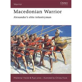Macedonian Warrior - Alexanders Elite Infantryman (War Nr. 103)