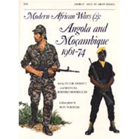 Modern African Wars (2): Angola and Mocambique MAA Nr. 202