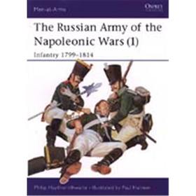 The Russian Army of the Napoleonic (MAA Nr. 185)