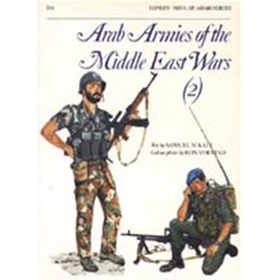 Arab Armies of the Middle East Wars (2) (MAA Nr. 194)