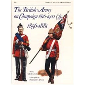 The British Army on Campaign 1816-1902 (3) (MAA Nr. 198)