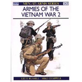 Armies of the Vietnam War 2 (MAA Nr. 143)