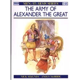 The Army of Alexander the Great (MAA Nr. 148)