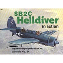SB2C Helldiver in action (Sq.Si Nr. 1054)