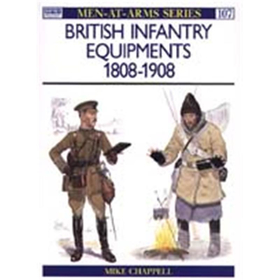 British Infantry Equipments (MAA Nr. 107)