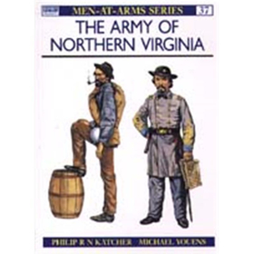 The Army of Northern Virginia (MAA Nr. 37)
