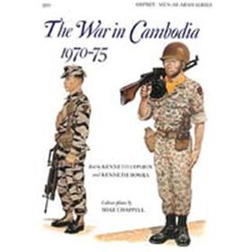 The War in Cambodia 1970-75 (MAA Nr. 209)