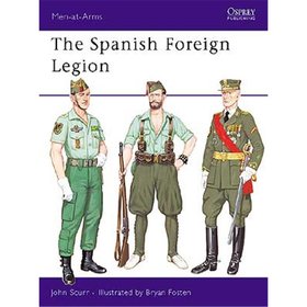 The Spanish Foreign Legion (MAA Nr. 161)