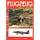 FLUGZEUG Profile Nr. 7 Bae Harrier