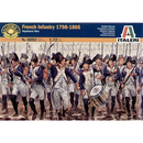 French Infantry 1798-1805, Italeri 6092, M 1:72